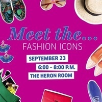 Baltimore Magazine's Meet the... Fashion Icons
