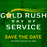Gold Rush Day of Service