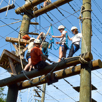 High Ropes Course  Open House