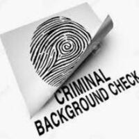Criminal History Check Process (COCHB1-0032)