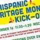 Hispanic Heritage Month Kick-Off 2019