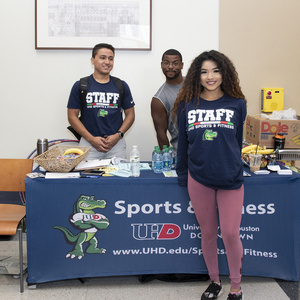 Sports and Fitness Welcome Week