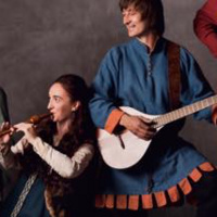 Stary Olsa: Medieval Music Band from Belarus - Performance