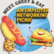 Meet, Greet, and Eat: An Employer Networking Picnic