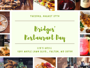 Bridges' Restaurant Day