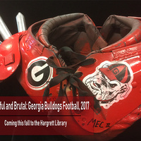Exhibition: Beautiful and Brutal: Georgia Bulldogs Football, 2017