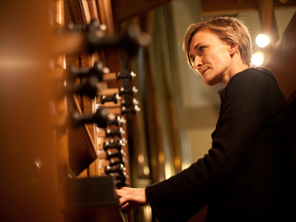 Midday Music for Organ 9/11: CU Music