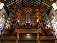 Midday Music for Organ 10/9: CU Music