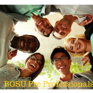 Pre-Professional Programs Meet and Greet event