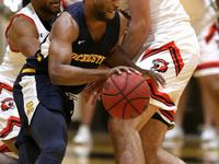 Varsity Men's Basketball vs. Nazareth