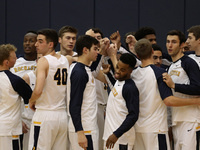 Varsity Men's Basketball vs Ithaca
