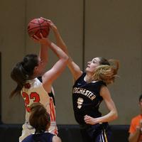 Varsity Women's Basketball vs Elmira College