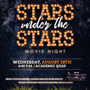 Stars Under the Stars: Movie Night