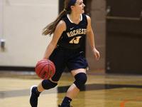 Varsity Women's Basketball vs Nazareth at RIT