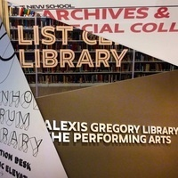 Performing Arts Library Tour