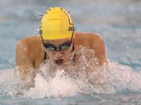 Varsity Swimming & Diving vs SUNY Geneseo (SENIOR DAY)
