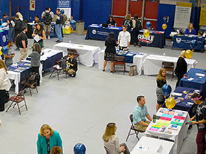 Pitt-Greensburg Majors Fair
