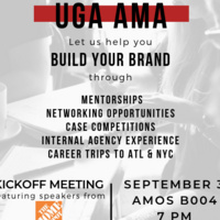 American Marketing Association Kickoff Meeting