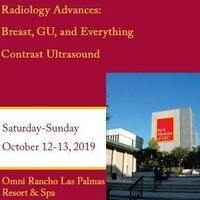 Radiology Advances: Breast, GU, and Everything Contrast Ultrasound