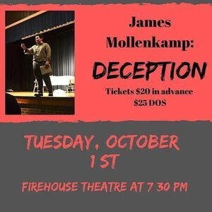 DECEPTION, starring James Mollenkamp