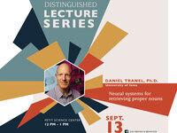 B&B Distinguished Lecture: Daniel Tranel, Ph.D.