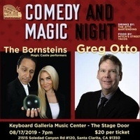 Comedy and Magic Night