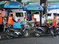 Apiwat Ratanawaraha: Street-Smart David vs Digital Goliath: Competitive Dynamics between the Top and Bottom of the Informal Mobility Pyramid in Bangkok