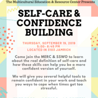 Self-Care & Confidence Building