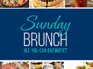 Sunday Brunch at Phillips Seafood Restaurant