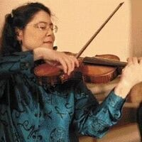 Friday Music Series: Claudia Chudacoff, violin; Kathryn Brake, piano