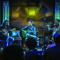 Friday Music Series: Brazilian Strings Trio