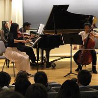 Chamber Music Ensembles Program Fall Concert