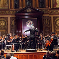 GU Concert Choir and GU Orchestra: Beethoven! A Sestercentennial celebration of his birth