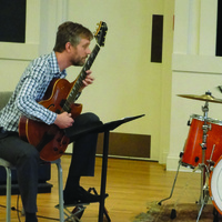 Friday Music Series: Harbert, Hamley, Ashby Trio
