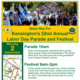 KENSINGTON'S 52ND ANNUAL LABOR DAY PARADE AND FESTIVAL