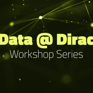 Data @ Dirac: Introduction to HPC & the Slurm workload