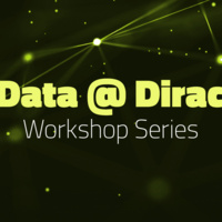 Data @ Dirac: Introduction to Python