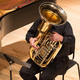 Paul Lee; piano & Alexander Lapins; tuba