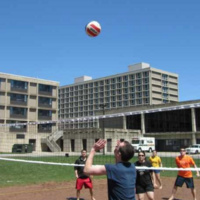 Co-Rec Beach Volleyball Tournament