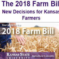The 2018 Farm Bill