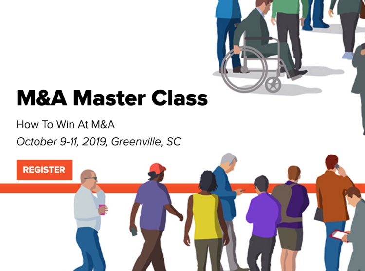 Mergers & Acquisitions Master Class