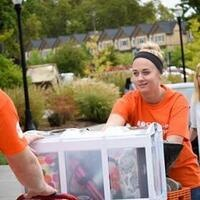Corvallis Campus Move-In Day