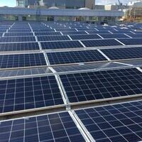 Solar Panel Open House