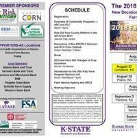 Your guide to the 2018 Farm Bill Meeting