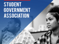 SGA Newton campus Senate Meeting
