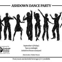 Ashdown Dance party