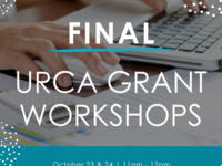 *FINAL* URCA Grant Workshop
