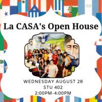 La CASA's Fall Open House