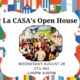La CASA's Fall Open House