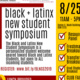 Black & Latinx New Student Symposium